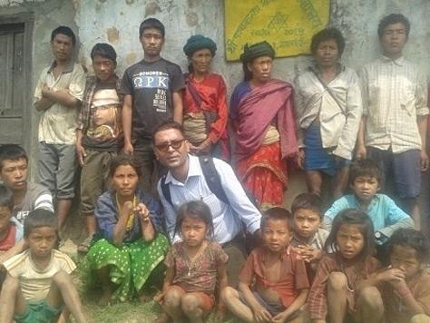 Foto von Dhan Bahadur für Sahaya